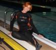:) Подводный показ мод