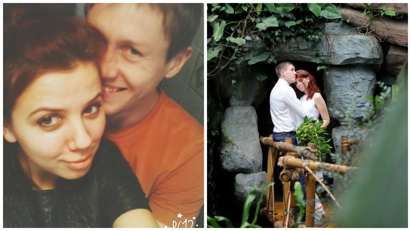 История любви: Александра и Андрей