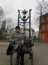 galina, 41, Belarus, Bykhaw