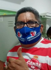Gomes, 56, Brazil, Belem (Para)