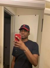 Amir Brown, 23, United States of America, Tamarac