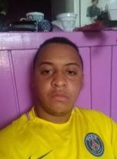 Bruno, 18, Brazil, Taquara