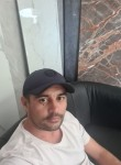 Alisher Akromov, 34, Tashkent