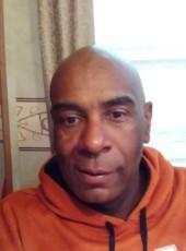 Umbret, 55, United States of America, San Antonio