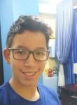 Joel Peñaloza , 18, Pinas