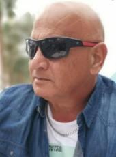 נעמן, 63, Israel, Eilat
