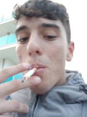 Nic, 22, Italy, Fermo
