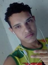 Andre, 22, Brazil, Jacobina