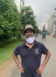 Sarker, 42, Dhaka