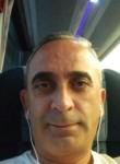 Yüksel, 43, Istanbul