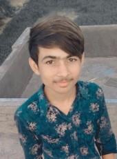 Y Thakor, 18, India, New Delhi