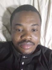 Sunday iyere, 30, Nigeria, Abuja
