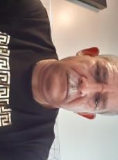 Benjamin Tirado, 60, Dominican Republic, Santo Domingo