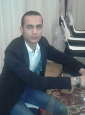 Usama El Shafei, 30, Egypt, Cairo