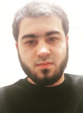 Iftikhor Ganiev, 25, Russia, Moscow