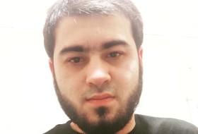 Iftikhor Ganiev, 26 - Just Me