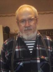 валерий, 68, Eesti Vabariik, Kohtla-Järve