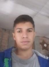 Mati Gómez , 18, Argentina, Resistencia