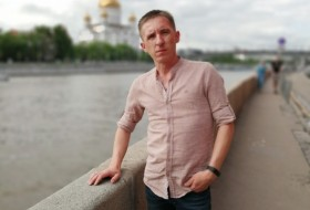 Sergei, 38 - Just Me