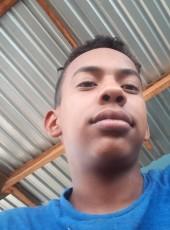 Dan, 18, Honduras, Tocoa