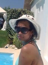 Luz  Escala, 55, Greece, Athens