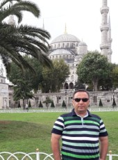 Vasif  Abdulov, 44, Azerbaijan, Baku