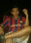 Pedro Muiba Yuco, 23  , San Borja