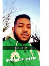Christopher Lolange, 22, France, Tremblay-en-France