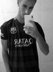Antonio, 21, Spain, Cieza