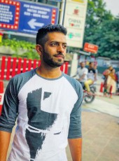 Abdulla, 26, India, Pune
