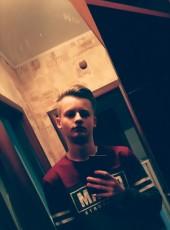 Andrey, 18, Russia, Novosibirsk