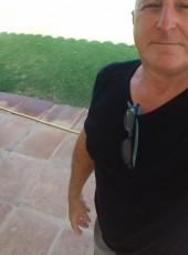 Santos, 58, Spain, Estepona