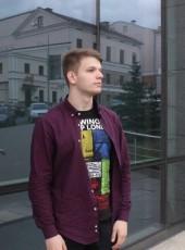 Yura, 22, Belarus, Minsk
