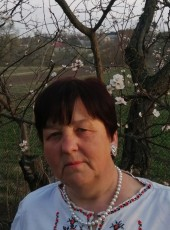 вера, 58, Ukraine, Zhytomyr
