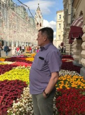 Mike, 62, Russia, Moscow
