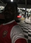Elijah, 24  , Accra