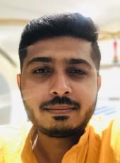 Ricky Shah, 29, India, Ahmedabad