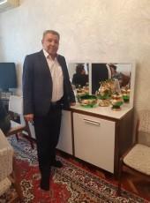 Makhmud Aliev, 58, Azerbaijan, Baku