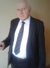 Yashar, 64, Azerbaijan, Baku