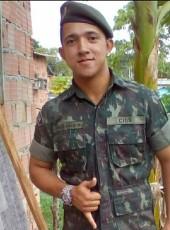 Dario Felício, 21, Brazil, Manaus