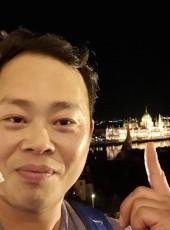 サンイル.Lee SangIl, 40, Hungary, Komarom