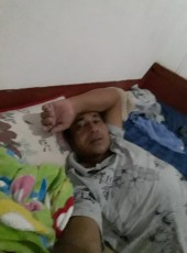 José Pereira , 18, Brazil, Vilhena