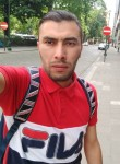 Houari, 32  , Brussels