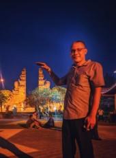 putu jon, 42, Indonesia, Banjar (Bali)