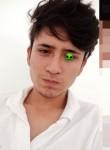 Edwin Ibarra, 19  , San Luis Potosi
