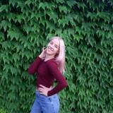 Anya, 21  , Nyzhni Sirohozy