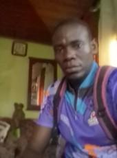 Assoah Honoré, 40, Cameroon, Yaounde