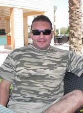 Mark-Anthony, 45, Egypt, Cairo