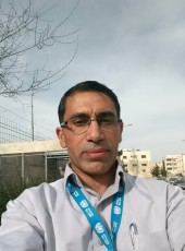 Wab, 41, Hashemite Kingdom of Jordan, Amman