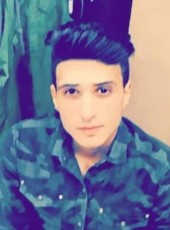 Mohammad, 18, Hashemite Kingdom of Jordan, Amman